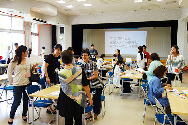 sorae workshop in 北部