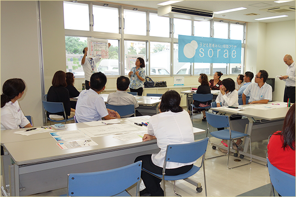 sorae workshop in 石垣